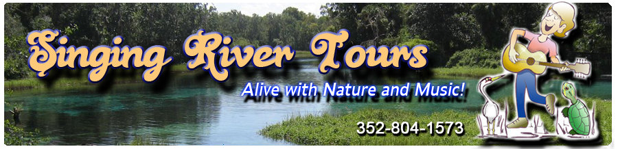 Singing River Tours - Alive with Nature and Music!